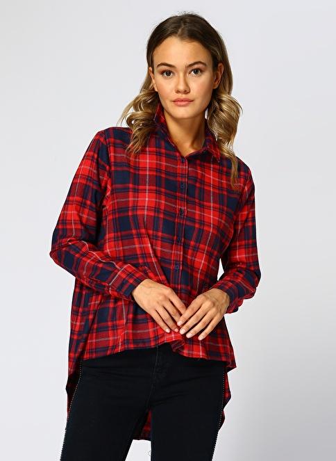T-Box Gömlek Lacivert